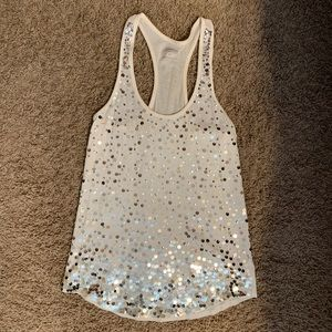 Sparkly EXPRESS Racerback